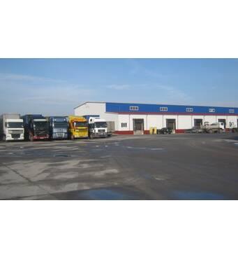 Rent a warehouse in Gorodok. Secure storage warehouse space