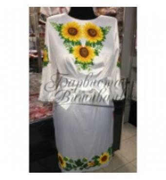 Предлагаем вышитые бисером платья