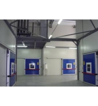 Будівництво холодильних камер за вигідною ціною