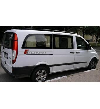 Выгодно: микроавтобус Mersedes Vito - 6 мест, пассажирские перевозки