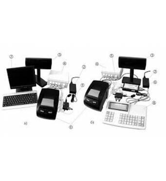 Обслуговування контрольно-касової техніки здійснюється в компанії «АЗС-Сервіс»