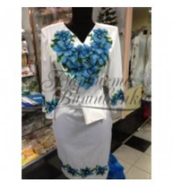 Не знаете, где вышитое платье купить? Украина покупает у нас!