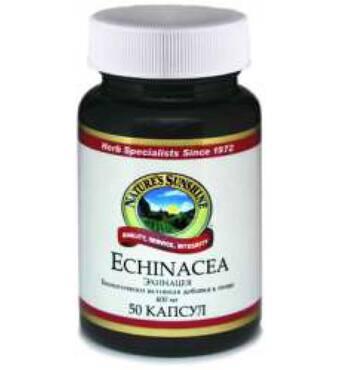 Ехінацея (Echinacea) бад NSP