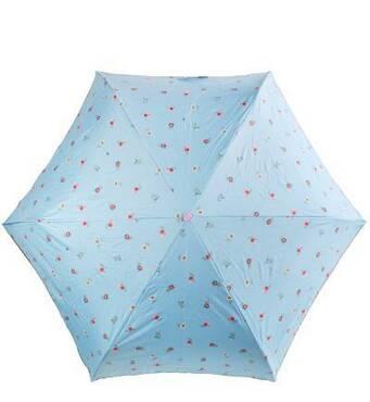 TRC Складной зонт Fulton Зонт женский механический FULTON FULL752-Spaced-ditsy