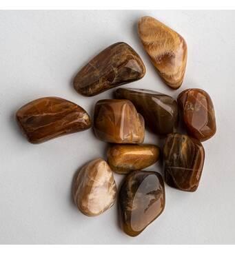 Геліоліт (сонячний камінь) з іризацією
