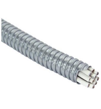 Металлорукав с ниткой оцинкованный 220 d 40 (25м)