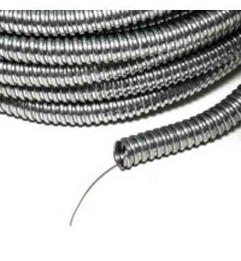 Металлорукав с ниткой оцинкованный 220 d 26 (25м)