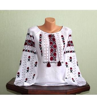 украинская вышитая одежда . ручная работа.