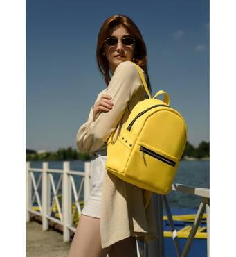 Рюкзак Sambag Dali LPS жовтий