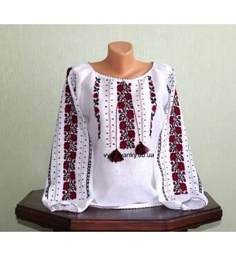 украинские вышитые рубашки ручной роботы