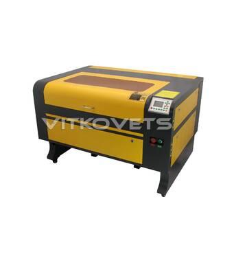 Профессиональный лазерный СО2 станок LM9060 80W, RuiDa RDC6445G