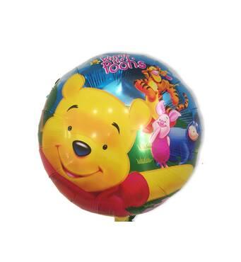 Воздушный шарик из фольги Винни и Тигра (Китай)