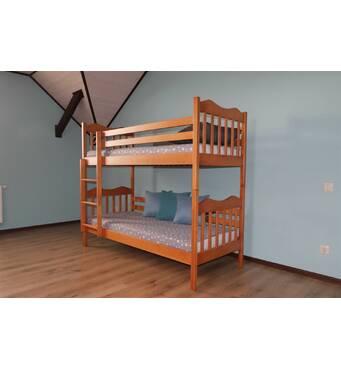 """Двоярусне ліжко """"Мауглі"""""""