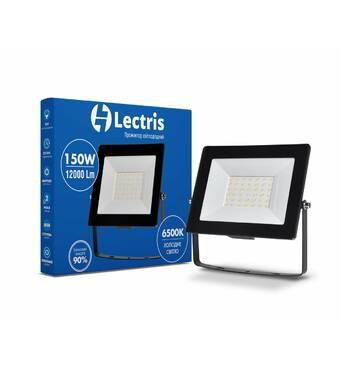 Светодиодный прожектор Lectris 150W 12000Лм 6500K 185-265V IP65 1-LC-3006