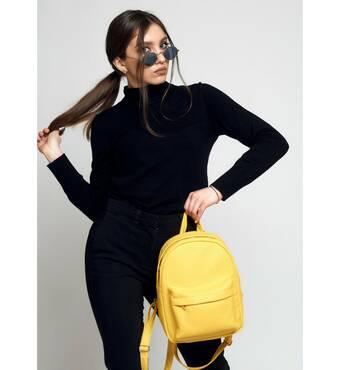 Жіночий рюкзак Sambag Brix KSH жовтий