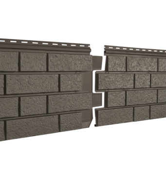 Фасадные панели Stone Housе S-Lock Клинкер, цвет: Бежевый