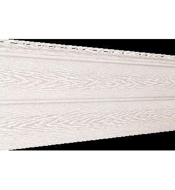 Сайдинг серія Timberblock Ясен, колір: Білений