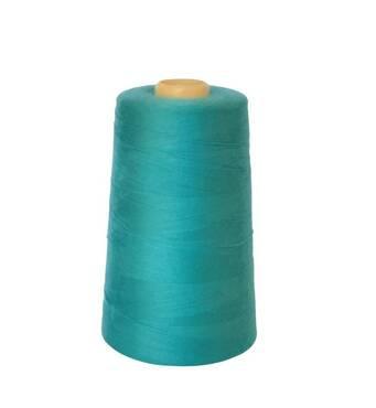 Швейная нить 40/2, (5000ярд) №241 Бирюзовый