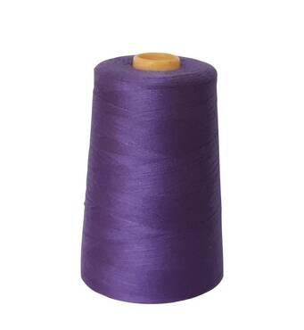 Швейная нить 40/2,(5000ярд) №198 Фиолетовый