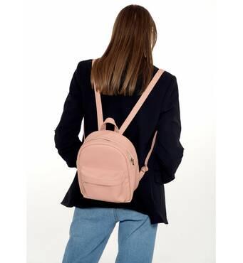 Жіночий рюкзак Sambag Brix KSH пудра
