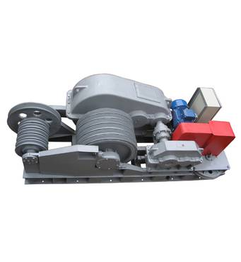 Лебедка маневровая ЛМ-20ДП