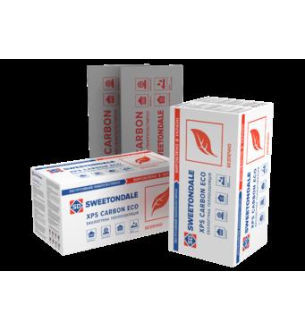 Пенополистирол экструдованый  SWEETONDAL XPS CARBON PROF RF TB 1180x580x100-L (2х50)