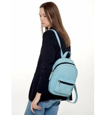 Жіночий Рюкзак Sambag Talari MSB блакитний