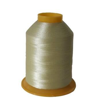 Вышивальная нить ТМ Sofia Gold 4000м №1101 желтый светлый