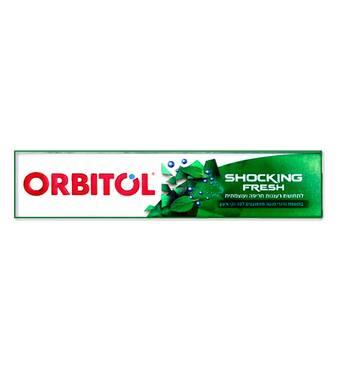 Зубная паста Orbitol Toothpaste Shocking Fresh 145 г.