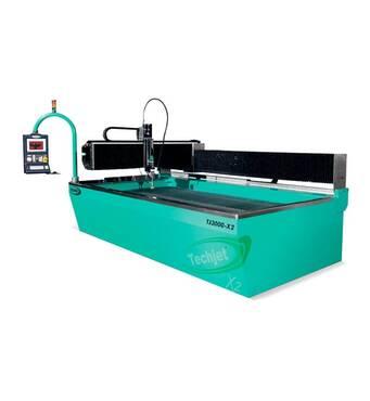 Верстат гідроабразивного різання Techni Waterjet TJ 4000 - X2