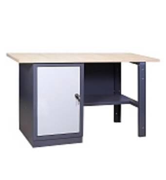Слесарный верстак (промышленный стол) 41 Д