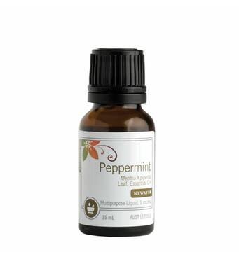 Peppermint (Пеперминт) - Мята, 15 мл