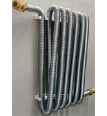 Гофрована труба для водогону, теплої підлоги, теплообмініків