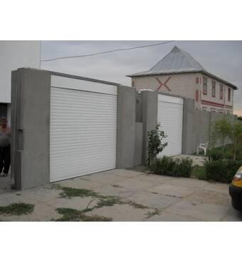 Ворота секційні гаражні