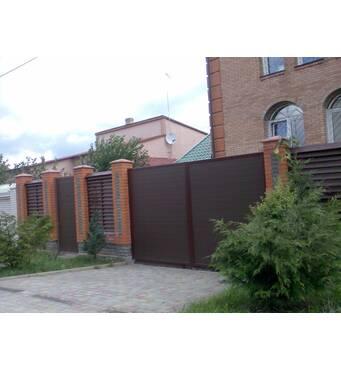 Розпашні ворота Ужгород