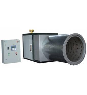 Теплогенератори газоповітряні високотемпературні з ICP системою контролю і управління технологічним процесом серії ТВС