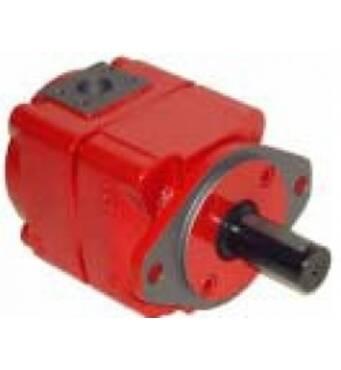 Агрегат з насосом-мотором внутрішнього зачеплення QXM