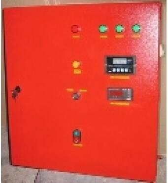 Шафи управління термічним устаткуванням