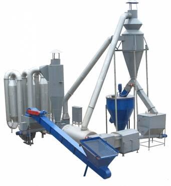 Сушильний комплекс аеродинамічний 500-700 кг/год (сушіння газом)