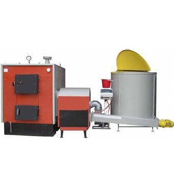 Установка енергетична УЕАС-1000 (САС-1000+котел 1000 кВт)