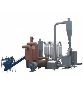 Сушильний комплекс аеродинамічний 700-1000 кг/год (сушіння повітрям)