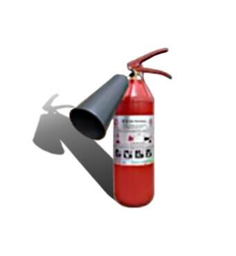Вогнегасник вуглекислотний ОУ-2 (ВВК 1,4)