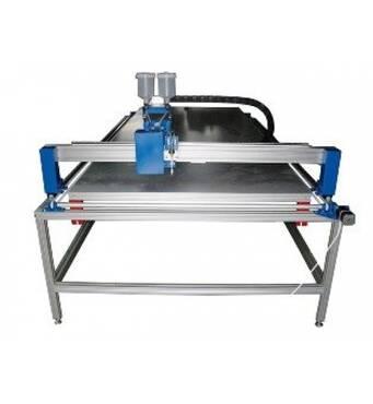 Станок для производства витражей автоматический