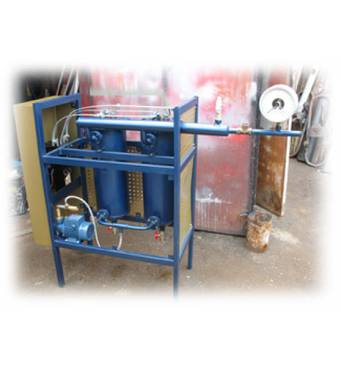 Електричний парогенератор АПЕП-30