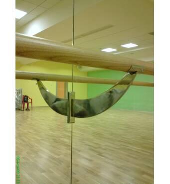 Кронштейн балетного станка однорядного