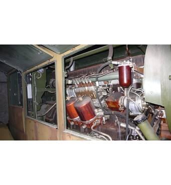 Генератор дизельний (електростанція - дизель-генератор) 50 кВт (60 кВа). Конверсійний. АД-50-тонна/400