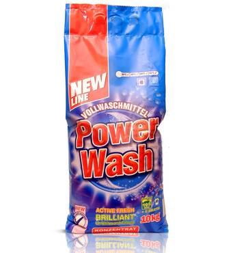 Пральний порошок Power Wash універсальний 105 прань, 10кг