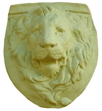 Декоративные медальоны из гипса МД/006