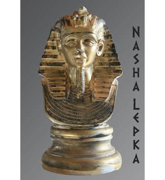 Египетская статуэтка из гипса Ст/004