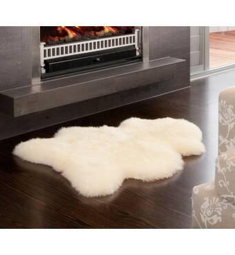 Овеча шкура - овечі шкури - шкура вівці (білого кольору)